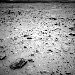 Nasa's Mars rover Curiosity acquired this image using its Left Navigation Camera on Sol 431, at drive 508, site number 20