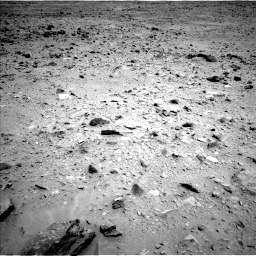 Nasa's Mars rover Curiosity acquired this image using its Left Navigation Camera on Sol 431, at drive 514, site number 20