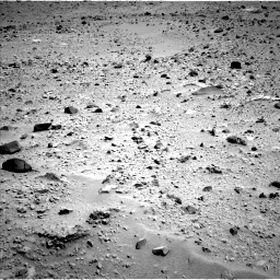 Nasa's Mars rover Curiosity acquired this image using its Left Navigation Camera on Sol 431, at drive 586, site number 20