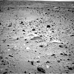 Nasa's Mars rover Curiosity acquired this image using its Left Navigation Camera on Sol 431, at drive 616, site number 20