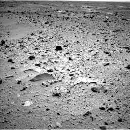 NASA's Mars rover Curiosity acquired this image using its Left Navigation Camera (Navcams) on Sol 431