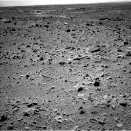 Nasa's Mars rover Curiosity acquired this image using its Left Navigation Camera on Sol 431, at drive 712, site number 20