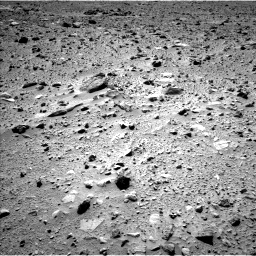 Nasa's Mars rover Curiosity acquired this image using its Left Navigation Camera on Sol 431, at drive 724, site number 20