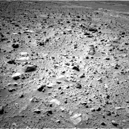 Nasa's Mars rover Curiosity acquired this image using its Left Navigation Camera on Sol 431, at drive 748, site number 20