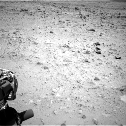 Nasa's Mars rover Curiosity acquired this image using its Right Navigation Camera on Sol 431, at drive 472, site number 20