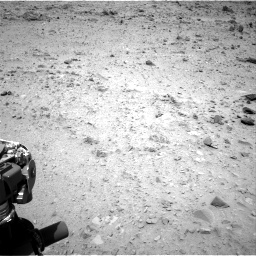 Nasa's Mars rover Curiosity acquired this image using its Right Navigation Camera on Sol 431, at drive 484, site number 20