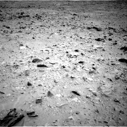 Nasa's Mars rover Curiosity acquired this image using its Right Navigation Camera on Sol 431, at drive 514, site number 20