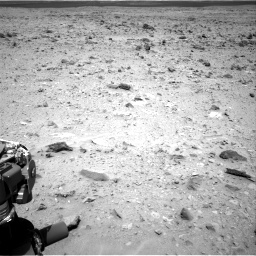 Nasa's Mars rover Curiosity acquired this image using its Right Navigation Camera on Sol 431, at drive 526, site number 20