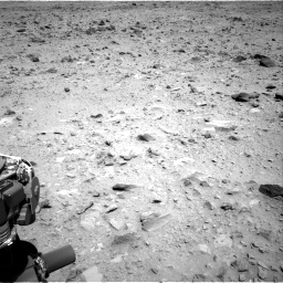 Nasa's Mars rover Curiosity acquired this image using its Right Navigation Camera on Sol 431, at drive 550, site number 20