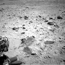 Nasa's Mars rover Curiosity acquired this image using its Right Navigation Camera on Sol 431, at drive 574, site number 20