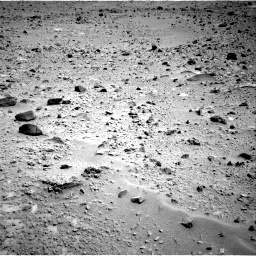 Nasa's Mars rover Curiosity acquired this image using its Right Navigation Camera on Sol 431, at drive 580, site number 20