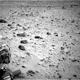 Nasa's Mars rover Curiosity acquired this image using its Right Navigation Camera on Sol 431, at drive 598, site number 20