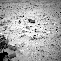 Nasa's Mars rover Curiosity acquired this image using its Right Navigation Camera on Sol 431, at drive 646, site number 20