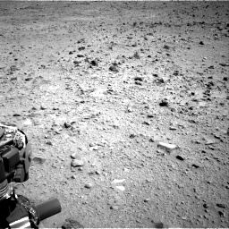 Nasa's Mars rover Curiosity acquired this image using its Right Navigation Camera on Sol 431, at drive 652, site number 20