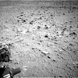 Nasa's Mars rover Curiosity acquired this image using its Right Navigation Camera on Sol 431, at drive 658, site number 20