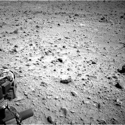 Nasa's Mars rover Curiosity acquired this image using its Right Navigation Camera on Sol 431, at drive 676, site number 20