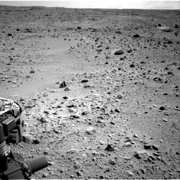 Nasa's Mars rover Curiosity acquired this image using its Right Navigation Camera on Sol 431, at drive 712, site number 20