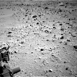 Nasa's Mars rover Curiosity acquired this image using its Right Navigation Camera on Sol 431, at drive 736, site number 20