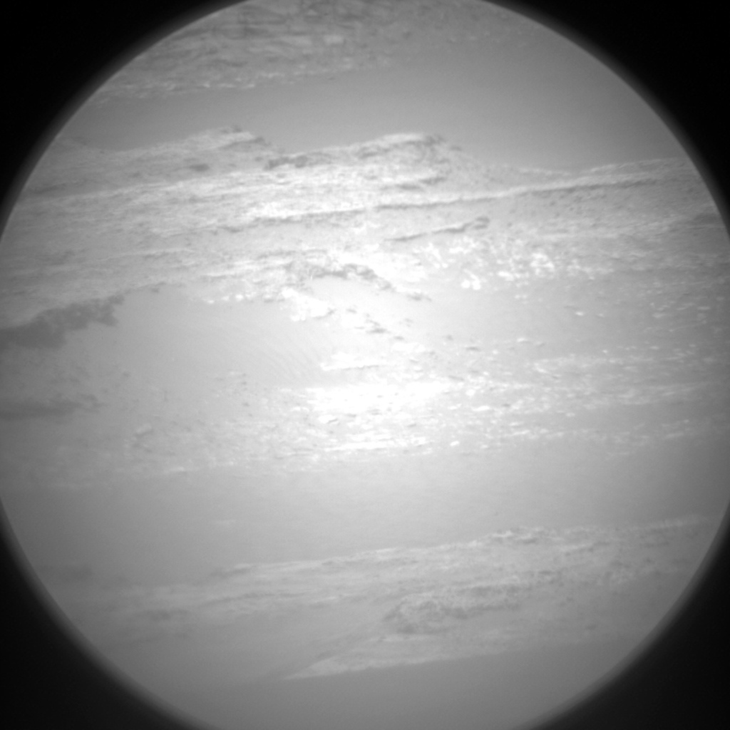 NASA's Mars rover Curiosity acquired this image using its Chemistry & Camera (ChemCam) on Sol 432