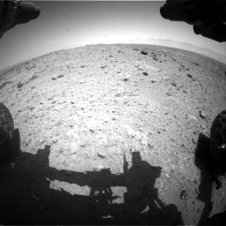 Nasa's Mars rover Curiosity acquired this image using its Front Hazard Avoidance Camera (Front Hazcam) on Sol 433, at drive 1148, site number 20