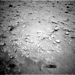 Nasa's Mars rover Curiosity acquired this image using its Left Navigation Camera on Sol 433, at drive 794, site number 20