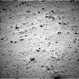 Nasa's Mars rover Curiosity acquired this image using its Left Navigation Camera on Sol 433, at drive 1004, site number 20
