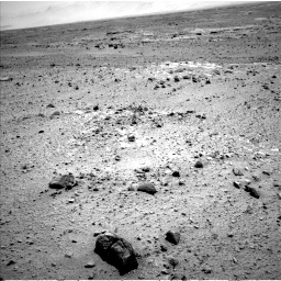 Nasa's Mars rover Curiosity acquired this image using its Left Navigation Camera on Sol 433, at drive 1154, site number 20