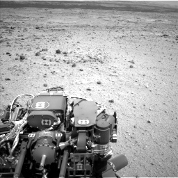 Nasa's Mars rover Curiosity acquired this image using its Left Navigation Camera on Sol 433, at drive 1214, site number 20
