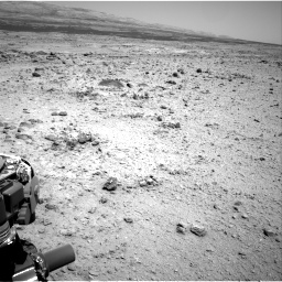 Nasa's Mars rover Curiosity acquired this image using its Right Navigation Camera on Sol 433, at drive 1148, site number 20