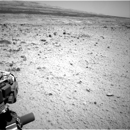 Nasa's Mars rover Curiosity acquired this image using its Right Navigation Camera on Sol 433, at drive 1154, site number 20