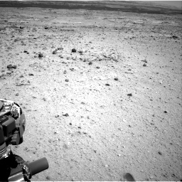 Nasa's Mars rover Curiosity acquired this image using its Right Navigation Camera on Sol 433, at drive 1202, site number 20