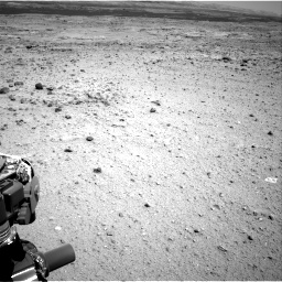Nasa's Mars rover Curiosity acquired this image using its Right Navigation Camera on Sol 433, at drive 1220, site number 20
