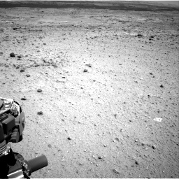 NASA's Mars rover Curiosity acquired this image using its Right Navigation Cameras (Navcams) on Sol 433