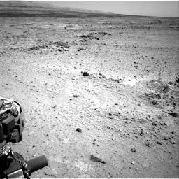 Nasa's Mars rover Curiosity acquired this image using its Right Navigation Camera on Sol 433, at drive 1298, site number 20