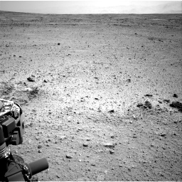 Nasa's Mars rover Curiosity acquired this image using its Right Navigation Camera on Sol 433, at drive 1316, site number 20