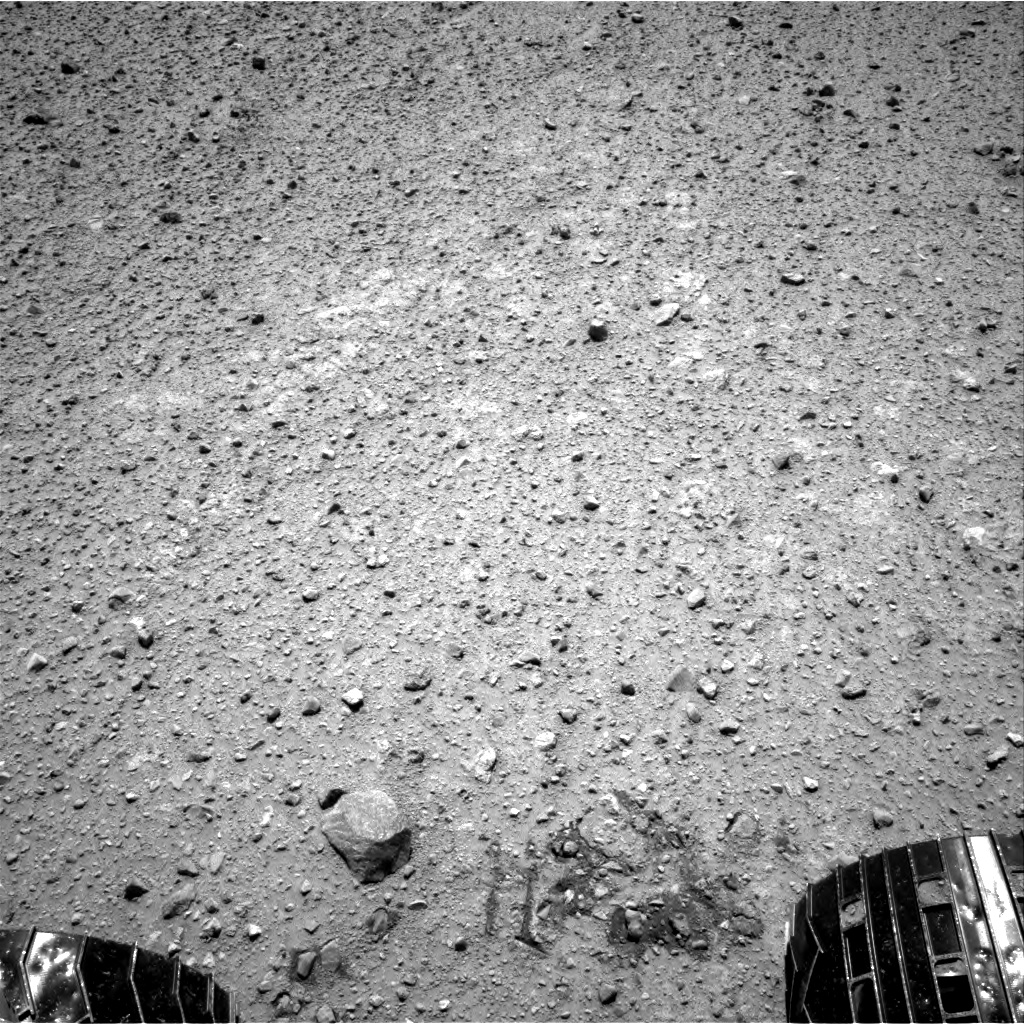 Nasa's Mars rover Curiosity acquired this image using its Right Navigation Camera on Sol 433, at drive 0, site number 21