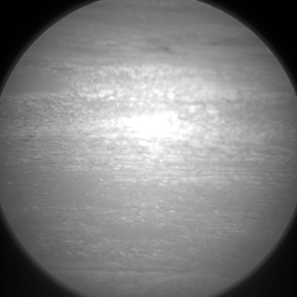 NASA's Mars rover Curiosity acquired this image using its Chemistry & Camera (ChemCam) on Sol 434