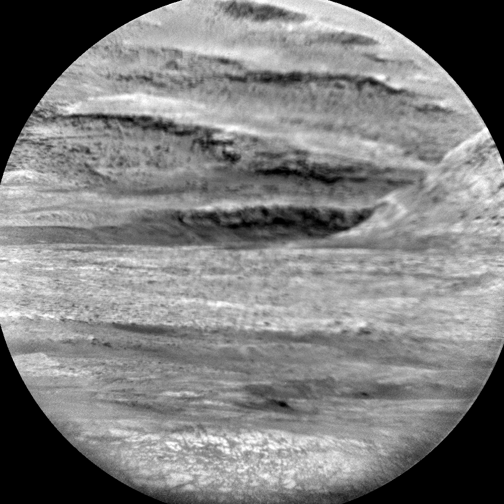Nasa's Mars rover Curiosity acquired this image using its Chemistry & Camera (ChemCam) on Sol 434, at drive 0, site number 21
