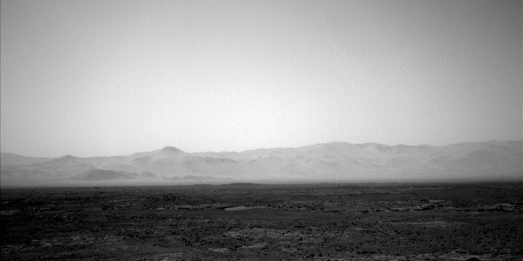 NASA's Mars rover Curiosity acquired this image using its Left Navigation Camera (Navcams) on Sol 435