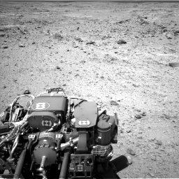 Nasa's Mars rover Curiosity acquired this image using its Left Navigation Camera on Sol 436, at drive 198, site number 21