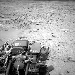 Nasa's Mars rover Curiosity acquired this image using its Left Navigation Camera on Sol 436, at drive 342, site number 21