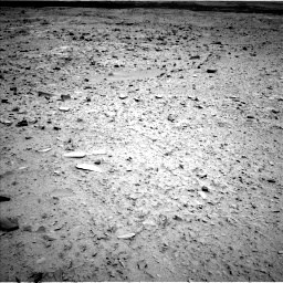 Nasa's Mars rover Curiosity acquired this image using its Left Navigation Camera on Sol 436, at drive 366, site number 21