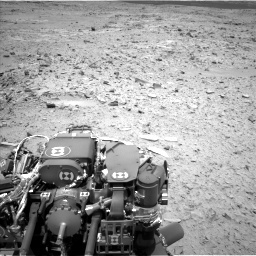 NASA's Mars rover Curiosity acquired this image using its Left Navigation Camera (Navcams) on Sol 436