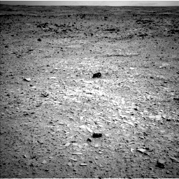 Nasa's Mars rover Curiosity acquired this image using its Left Navigation Camera on Sol 436, at drive 378, site number 21