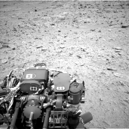 Nasa's Mars rover Curiosity acquired this image using its Left Navigation Camera on Sol 436, at drive 420, site number 21