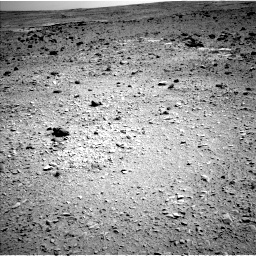 Nasa's Mars rover Curiosity acquired this image using its Left Navigation Camera on Sol 436, at drive 534, site number 21
