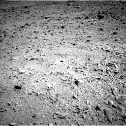 Nasa's Mars rover Curiosity acquired this image using its Left Navigation Camera on Sol 436, at drive 606, site number 21