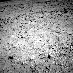 Nasa's Mars rover Curiosity acquired this image using its Left Navigation Camera on Sol 436, at drive 612, site number 21