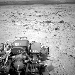 Nasa's Mars rover Curiosity acquired this image using its Left Navigation Camera on Sol 436, at drive 630, site number 21