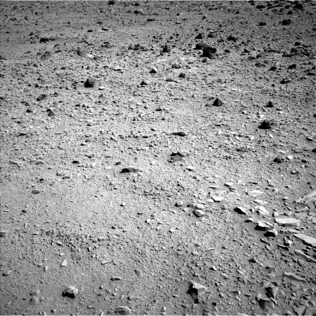 Nasa's Mars rover Curiosity acquired this image using its Left Navigation Camera on Sol 436, at drive 636, site number 21